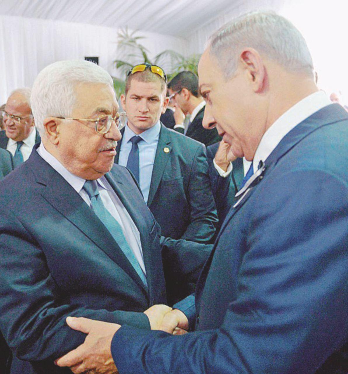 """""""Onoriamo Peres fermando l'occupazione"""""""