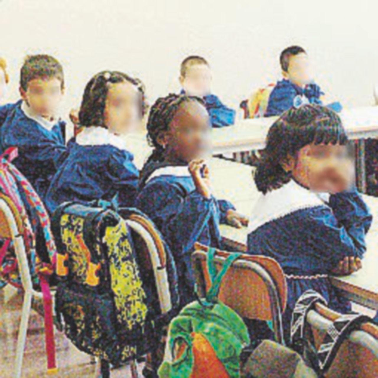 Cagliari, l'apartheid per i bimbi stranieri