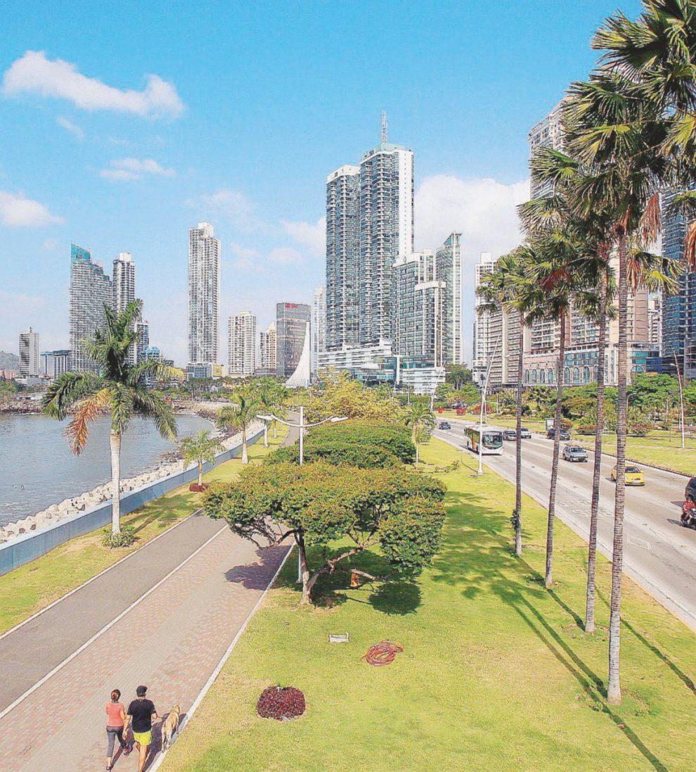 Le sedi di società a  Panama. E lo studio Mossack Fonseca –   Ansa/LaPresse