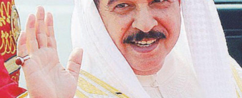 I petroldollari valgono bene una laurea all'emiro liberticida del Bahrein