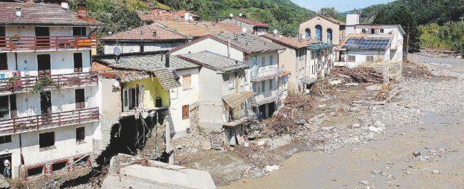 """Renzi promette miliardi, ma il Tesoro confessa: """"Niente soldi contro il dissesto idrogeologico"""""""