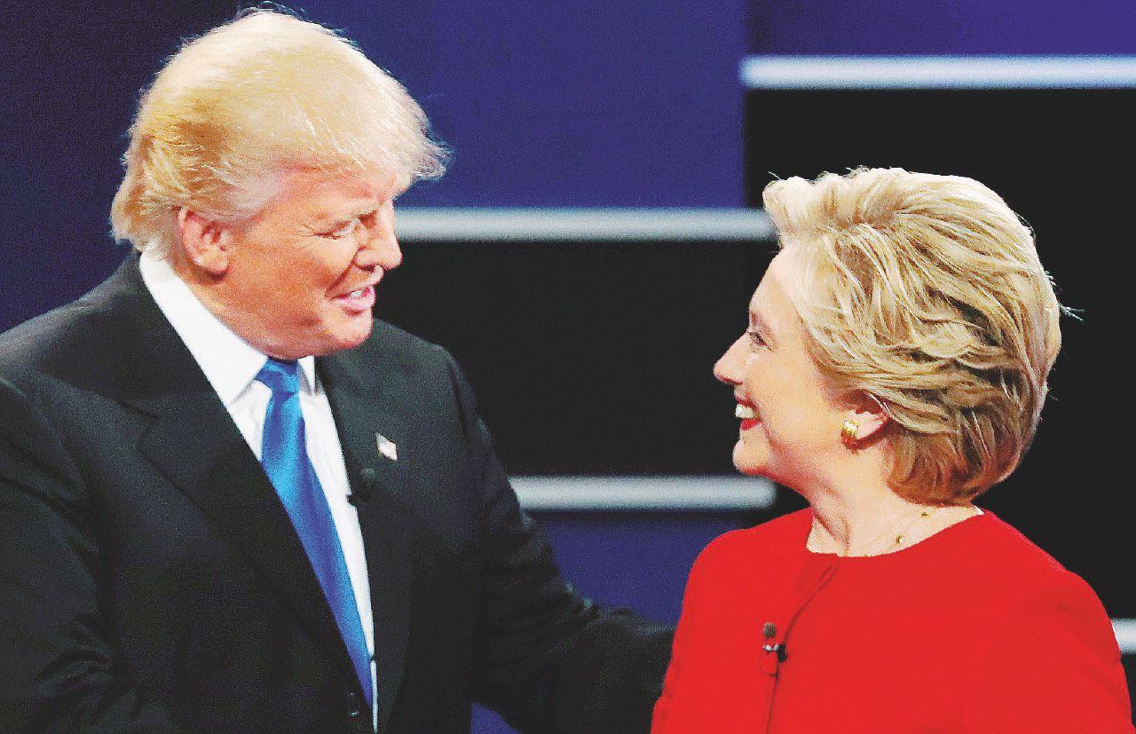 Hillary e Donald, l'ultimo duello