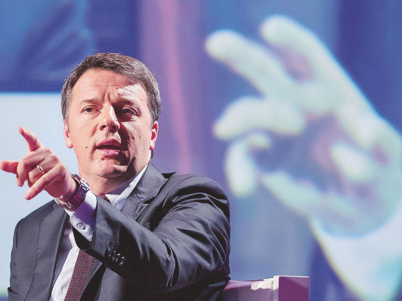 Renzi-show su Raiuno. Un altro comizio per il Sì