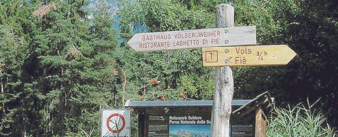 """Alto Adige, l'appello di 48 linguisti a Renzi """"Non svendere l'italiano per il Sì alle riforme"""""""