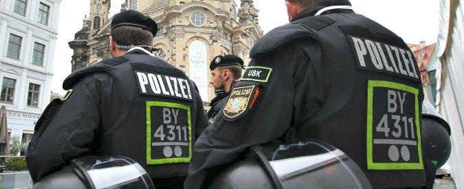 Germania, maxi-blitz antiterrorismo a Chemnitz: 3 arresti. Caccia a sospetto siriano. Fonti sicurezza: 'Legami con Isis'