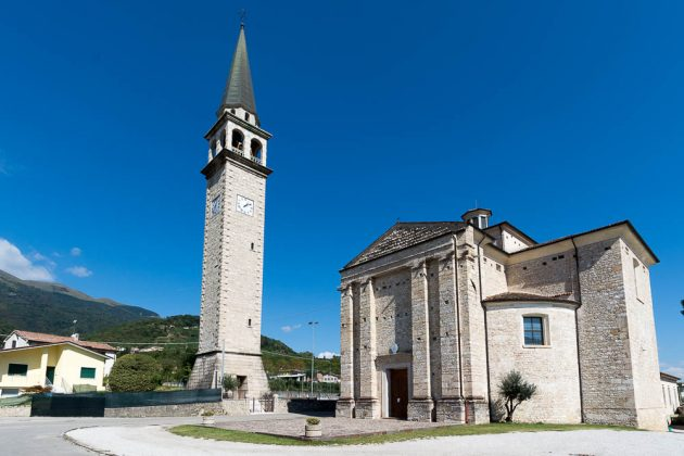 Guia di Valdobbiadene: San Giacomo apostolo