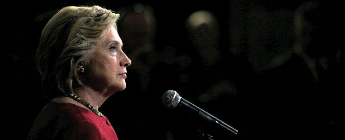 """Usa 2016, Hillary Clinton in una email: """"Sono molto lontana dalla classe media"""""""