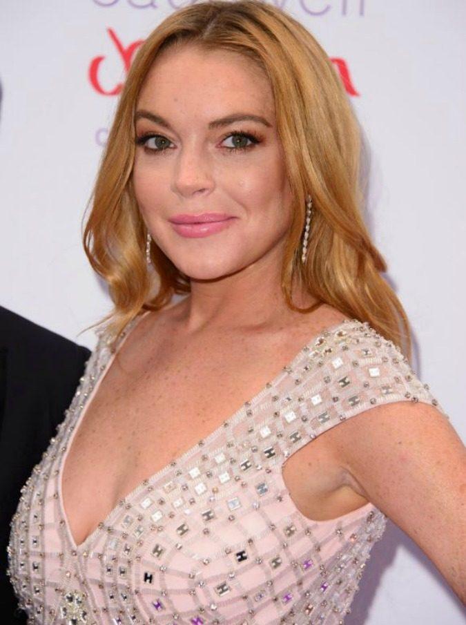 Lindsay Lohan presa a botte, voleva portare con sé i figli di una coppia di clochard