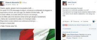 """Stefano Cucchi, dopo la perizia che ipotizza morte per epilessia carabiniere indagato esulta: """"Grazie, l'Arma è pulita"""""""