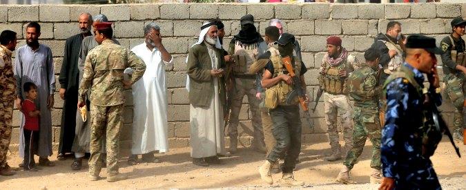 """Mosul, """"Isis ha imparato dai suoi errori: vieta agli abitanti di lasciare la città per usarli come scudi umani"""""""