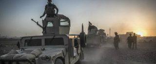 """Iraq, al via offensiva a Mosul. Al Jazeera: """"Forze speciali Usa sul terreno"""". Allarme Onu: """"Civili usati come scudi umani"""""""