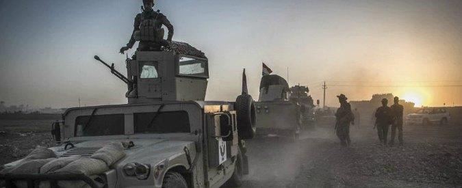 """Iraq, al via offensiva per strappare all'Isis la cittĂ di Mosul. Onu: """"Civili prigionieri usati come scudi umani"""""""