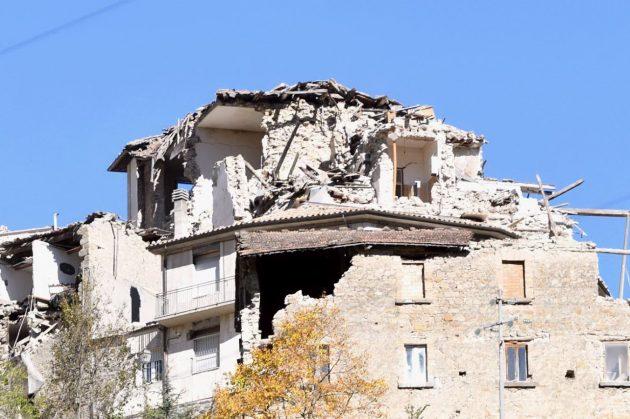 Nuovi crolli anche ad Arquata del Tronto, già sconvolta dal sisma di fine agosto