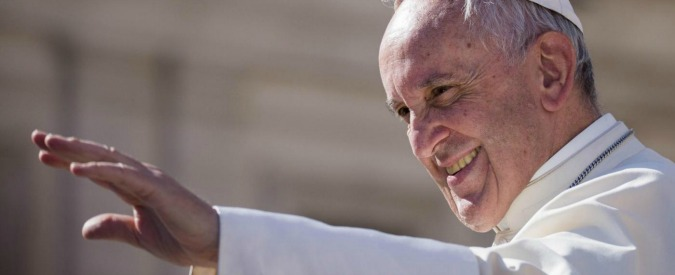 """Papa Francesco telefona a Uno Mattina: """"Auguro un Natale cristiano a tutti gli italiani"""""""