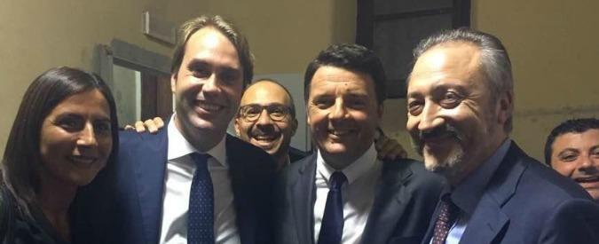Referendum, Renzi in Sicilia abbraccia i ras acchiappavoti. Dai cuffariani ai luogotenenti di Lombardo