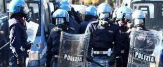 No Terzo valico, scontri ad Alessandria per l'opera sotto inchiesta per corruzione (FOTO)