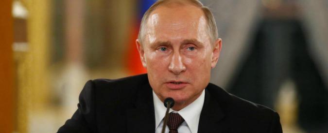 """Scontro Usa-Russia, Putin: """"Minacciandoci gli americani violano norme internazionali"""""""
