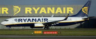 """Ryanair riconosce i sindacati dei piloti: """"Non vogliamo disservizi sotto Natale"""""""