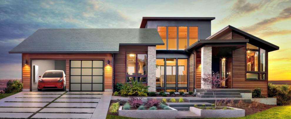 Tesla, arriva il ciclo energetico integrato casa-auto. Da fonti rinnovabili al 100%