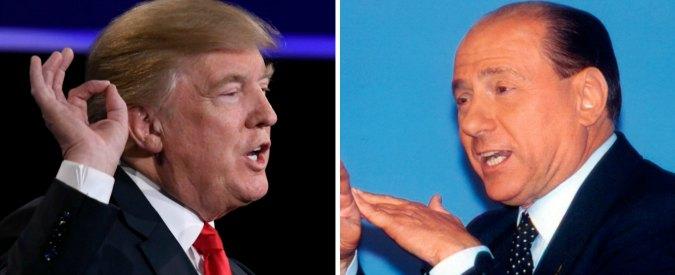 Usa 2016, Guardian: 'Trump? Anche B. era trattato da clown e ha sfasciato l'Italia'
