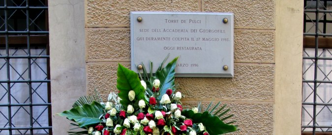 Strage di via dei Georgofili, Firenze non smette di farsi domande 23 anni dopo