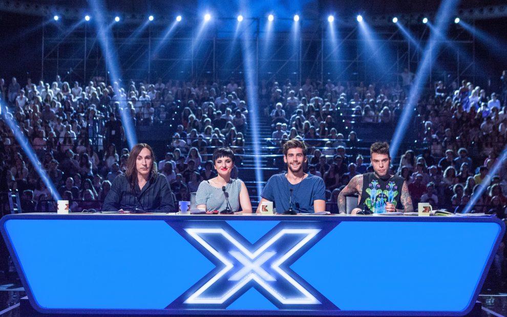I giudici di X-Factor