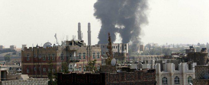 Yemen, dove le bombe saudite (made in Italy) continuano ad uccidere