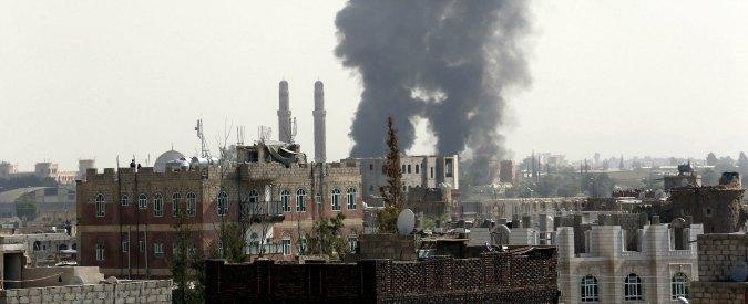 "Yemen, nave da guerra Usa bombarda postazioni Houthi: ""Azione difensiva"""