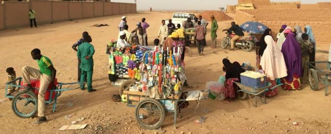 Niger, le molte vite di Martin: meccanico per caso, contadino per forza e padre in esilio