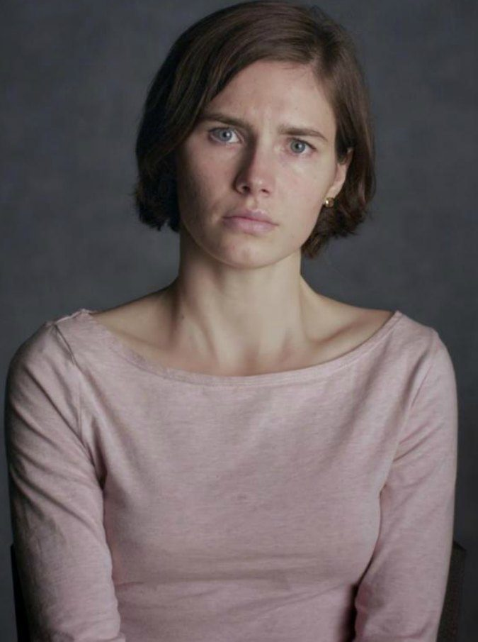 Undated handout still issued by Netflix of Amanda Knox who will be the subject of a new Netflix documentary exploring the notorious Meredith Kercher murder case. PRESS ASSOCIATION Photo. Issue date: Wednesday August 10, 2016. Titled Amanda Knox, the documentary will premiere at the 2016 Toronto International Film Festival (TIFF) before its September 30 global launch. See PA story SHOWBIZ Knox. Photo credit should read: Netflix/PA Wire  NOTE TO EDITORS: This handout photo may only be used in for editorial reporting purposes for the contemporaneous illustration of events, things or the people in the image or facts mentioned in the caption. Reuse of the picture may require further permission from the copyright holder.