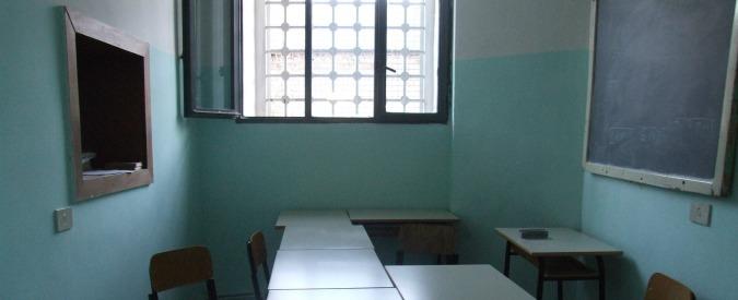Carceri, notizie dall'interno (di Rebibbia): la buona scuola è alla frutta