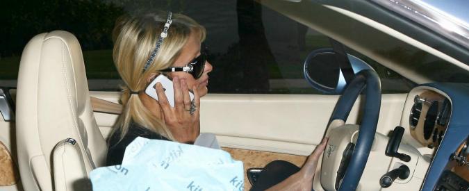 Smartphone in auto, preferisco il piacere della guida