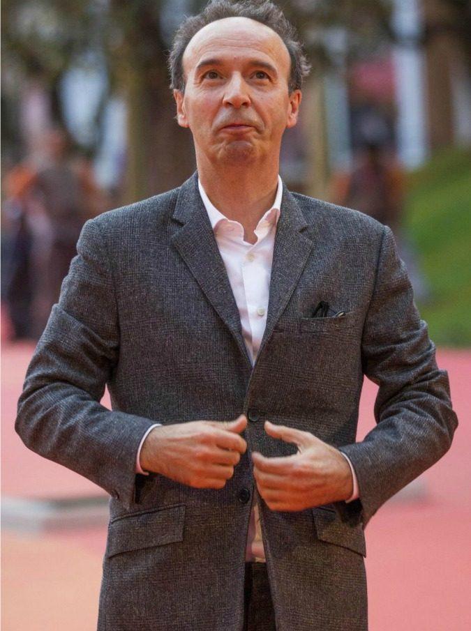 Roberto Benigni, incidente in mare per l'attore premio Oscar