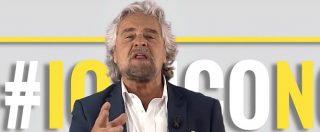 """Olimpiadi invernali 2026, Beppe Grillo dice sì per Torino: """"Saranno sostenibili e a zero debito"""""""