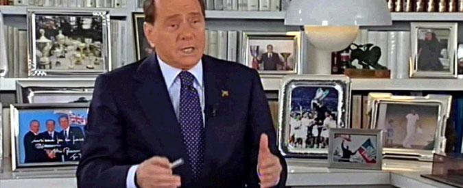 """Berlusconi, il leader di Forza Italia torna in video al Tg5: """"No al referendum e poi una nuova riforma condivisa"""""""