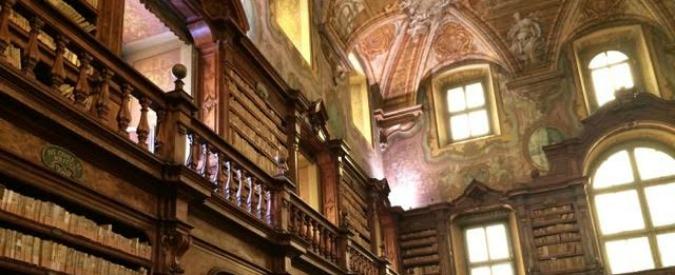 Biblioteca dei Girolamini: di queste vergogne made in sud non ne posso più