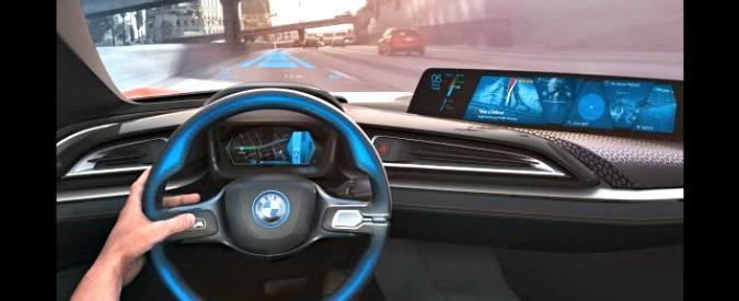 Bmw, dall'elettrico alla connettività. E la self driving car sarà anche sportiva