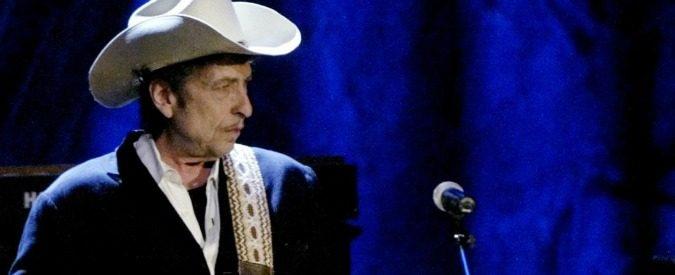 Bob Dylan e Matteo Renzi, le nuove icone pop del 'vaffa'