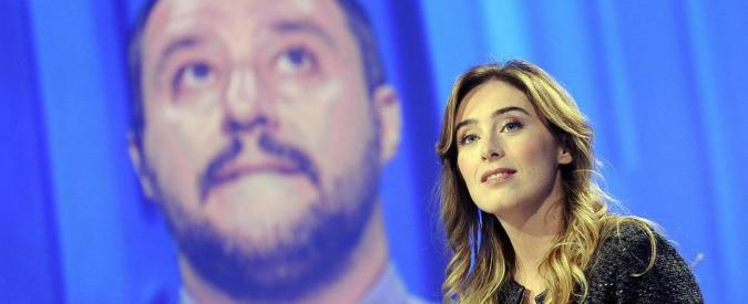 """Giglio magico, Salvini a cena-evento sulla giustizia con Boschi e Carrai: """"Retroscena inutili. Lavoro a riforma penale e civile"""""""