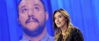 """Referendum Costituzionale, Boschi a Salvini: """"Vota Sì o tutto resta com'è"""". Ma su La7 è scontro su Banca Etruria"""