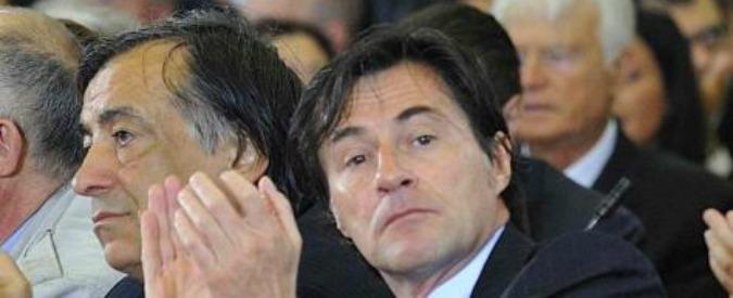 """Sicilia, Cascio (Ncd) condannato per corruzione: """"Lavori in villa in cambio di fondi Ue al resort"""". Alfano: """"Stima"""""""