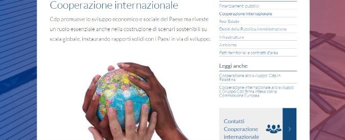 """Cooperazione internazionale, ora Cdp """"promuove lo sviluppo"""". Finanziando i progetti delle aziende italiane"""