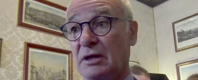 """Premier League, il Leicester esonera Claudio Ranieri: """"Decisione presa a malincuore"""""""
