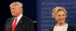 Usa 2016, Hillary vince ai punti senza ko. Trump è ferito ma azzanna
