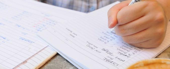 Scuola se i compiti a casa li fa pap mattia feltri il for Piccoli piani di aggiunta a casa