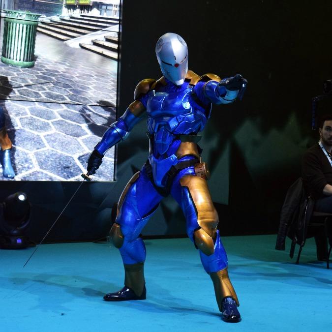 GamesWeek, si è chiusa a Milano la fiera dedicata ai videogame: le foto piÚ belle dei cosplayer