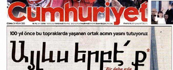 Turchia, Erdogan continua la repressione sui giornalisti. E vota Trump