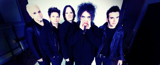 The Cure sono in Italia per un tour… da lacrime