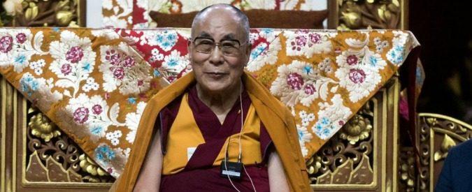 Dalai Lama a Milano, la protesta sorridente che la Cina teme