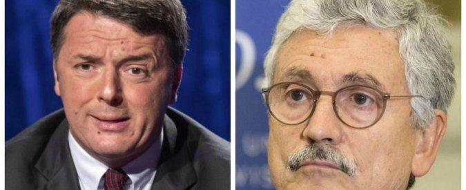 Referendum costituzionale 2016, D'Alema più si espone più porta sì al mulino di Renzi